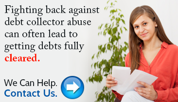 Fight Debt Collector Abuse